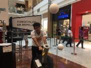 Nas férias, shopping promove feira capaz de deixar os