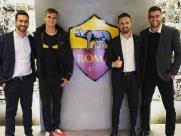 Felipe Estrella, de Araraquara, é novo jogador da Roma