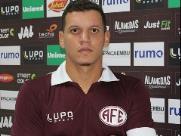 Ferroviária oficializa Felype Hebert como reforço para Série D do Brasileiro