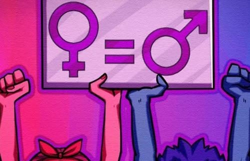 Ilustração feminismo - Foto: Divulgação