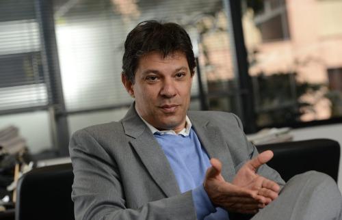 Divulgação - Fernando Haddad