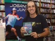 Fernando Meligeni vem a Campinas para lançar livro
