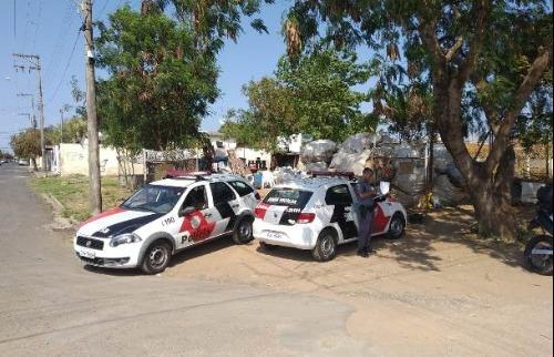 Três ferros-velhos são interditados durante operação conjunta em São Carlos. Foto: Divulgação - Foto: Divulgação