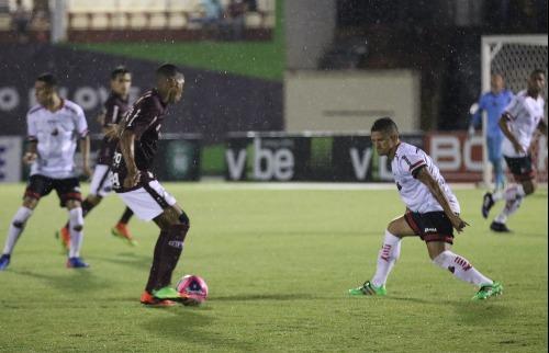 Beto Boschiero/AFE - Ferroviária fez primeira partida em casa no Paulistão 2018 (Beto Boschiero/AFE)