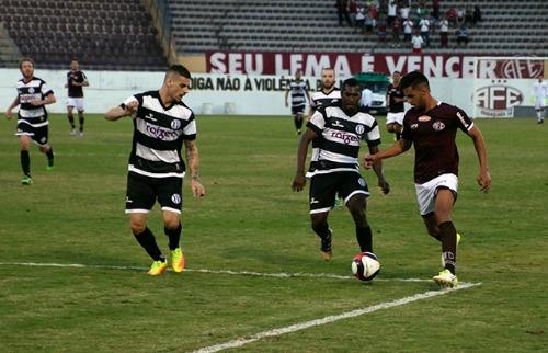 ACidade ON - Araraquara - Ferroviária perdeu invencibilidade na Copa Paulista, mas não a primeira colocação  (Felipe Blanco/Ferroviária)