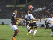 Ferroviária sai na frente em decisão, mas cede empate no fim ao Corinthians
