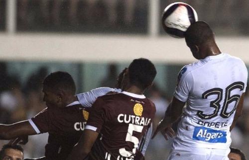 ACidade ON - Araraquara - Ferroviária venceu o Santos na Vila Belmiro (Santos/Assessoria)