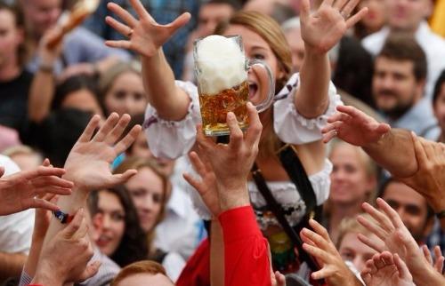 Divulgação - Festa da cerveja acontece neste fim de semana. Foto: Divulgação