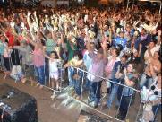 16ª Festa do Milho reúne mais de 25 mil pessoas em Água Vermelha