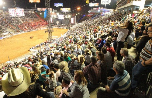 Festa do Peão de Barretos - Foto: F.L. Piton / A Cidade - 23.ago.2013