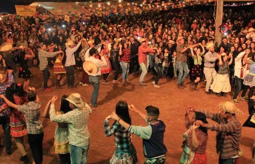 Festa Junina no Assentamento Bela Vista (Fotos: Amanda Rocha) - Foto: Da reportagem