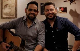 Divulgação - Diego e Arnaldo estreiam no palco da Festa do Peão de Barretos
