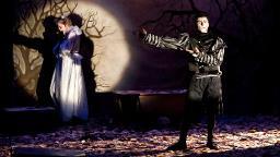 Festival de Teatro Infantil começa com Café da investigação e Passeio do dragão