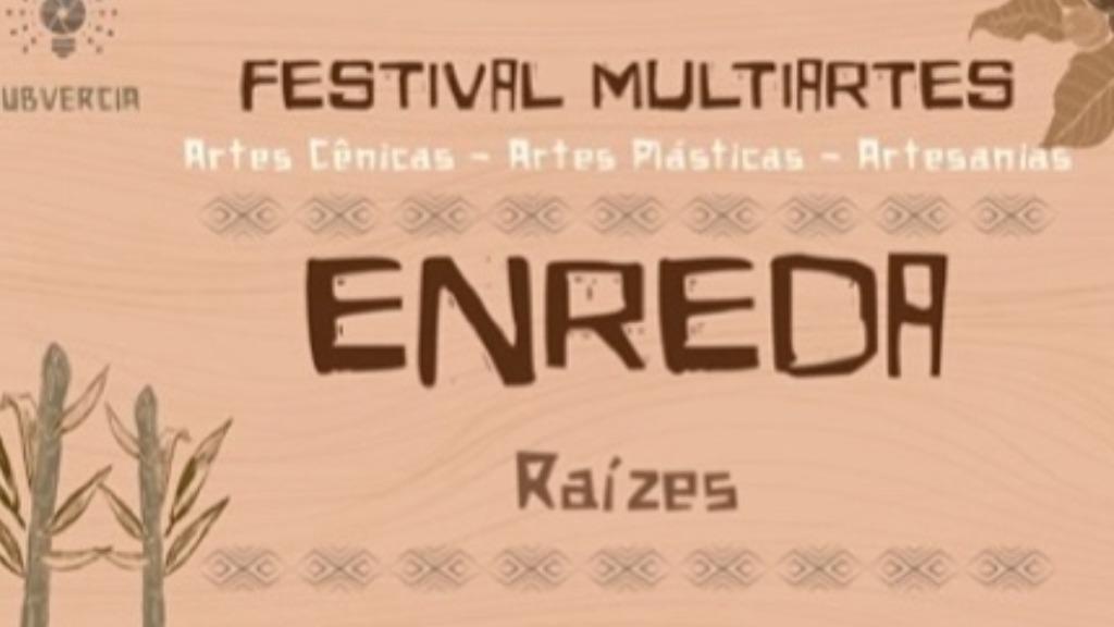 Festival Enreda vai premiar 10 vídeos, valores vão de R$ 2 mil a R$ 4 mil reais (Divulgação) - Foto: Divulgação