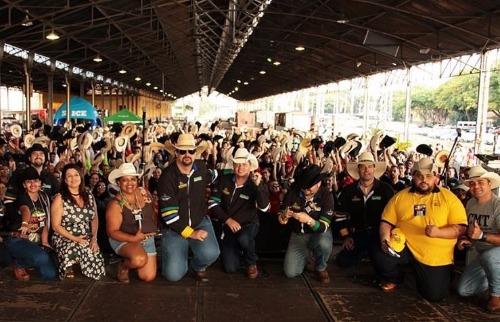 Divulgação - Festival terá comidinhas também e muita dança. Divulgação