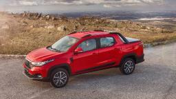 Fiat Strada volta a liderar o mercado no mês de março