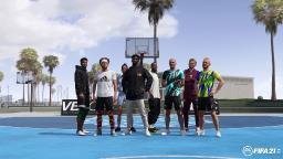 Modo VOLTA de FIFA 21 terá Fred, Dua Lipa e Lewis Hamilton