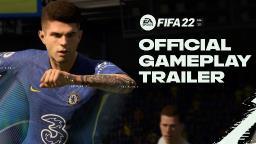 FIFA 22 ganha trailer oficial mostrando a jogabilidade