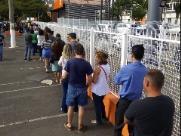 Votação começa com filas nos maiores colégios de Campinas
