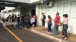 Vacinação deste sábado em Ribeirão tem agendamento abaixo da meta