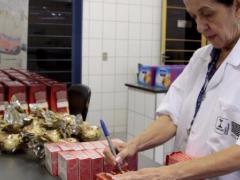 Ipem fiscaliza produtos mais vendidos na Páscoa - Foto: Renato Lopes / Especial