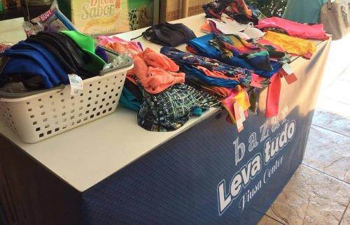 Divulgação - Lojas vão oferecer até 50% de descontos em roupas e acessórios