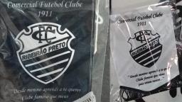 Torcida organiza venda de flâmula em prol do Comercial
