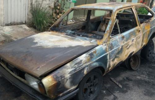 ACidade ON - São Carlos - fogo carro