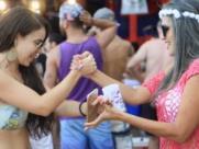 Público comparece em peso no último dia de Carnaval do Clube Náutico