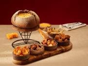 Restaurante australiano inclui fondues de queijo e chocolate em seu menu