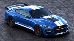 Ford vai parar de fabricar o Mustang Shelby GT 350