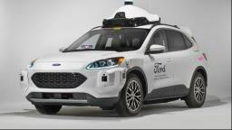 Ford vai  vão lançar serviço de táxi autônomo nos EUA