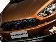 Ford exibe o Ka FreeStyle, versão SUV do compacto