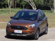 Versão FreeStyle chega como a mais completa e requintada do Ford Ka