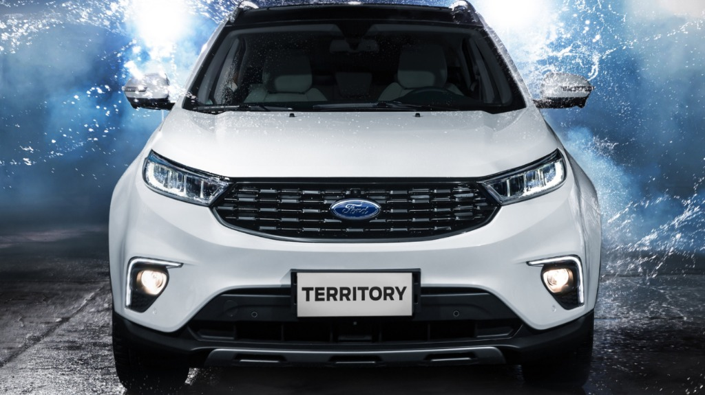 Ford Territory: divulgação - Foto: Auto ON