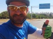 Fotógrafo pernambucano pedala 2,9 mil quilômetros até Araraquara