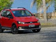 Versão Xtreme ameniza o peso dos 15 anos de mercado do Volkswagen Fox