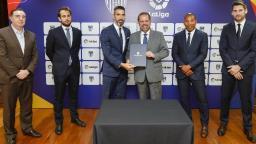 Liga Espanhola e FPF fecham acordo para desenvolvimento do futebol