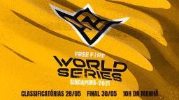 Classificatórias do Free Fire World Series 2021 Singapura acontecem em 28 de maio de 2021