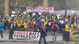 Funcionários dos Correios decidem pelo fim da greve na região