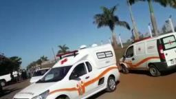 Vítima da covid-19, motorista de ambulância recebe homenagem