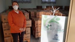 Fundo Social de Solidariedade recebe 800 cestas básicas do Governo de SP