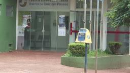 Bandidos tentam explodir agência bancária em Cruz das Posses