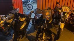 Baep prende 6 por furto de motos em loja de Ribeirão Preto