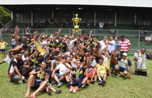 Divulgação - Equipe Primos foi a campeã de 2017