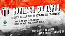 Botafogo lança campanha para combater o coronavírus