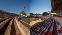 Lockdown: atividades esportivas são suspensas em Ribeirão