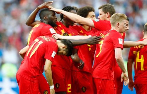 Seleção da Bélgica desencantou no 2º tempo diante do Panamá (Foto: Matthias Scharader / Associated Press / Estadão Conteúdo) - Foto: Foto: Matthias Scharader / Associated Press / Estadão Conteúdo