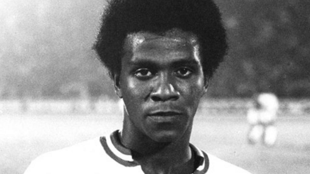 Jorge Mendonça pelo Náutico em 1974 - Foto: Divulgação Náutico