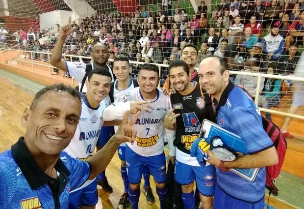 Futsal de Araraquara está invicto na Liga do Interior (Arquivo Pessoal) 520643f5e5647